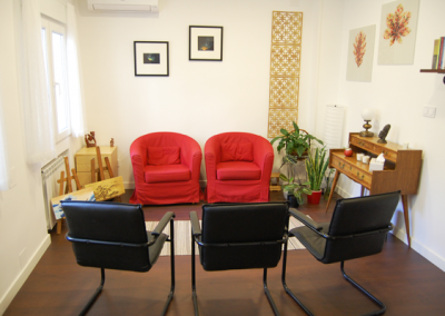 psicología arganzuela Sara - mi despacho